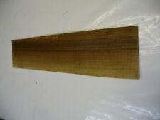 Walnuß Sägefurnier;  53x13x0,5 cm; sägerau; Artnr 152