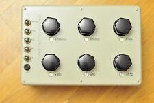 0.1-111.111Ohm 0.01% Decade resistance box resistor P327