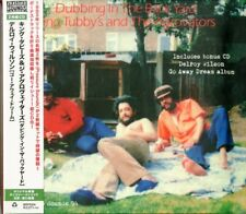 KING TUBBY & THE...-DUBBING IN THE BACKYARD. GO AWAY DREAM-JAPAN 2 CD E44