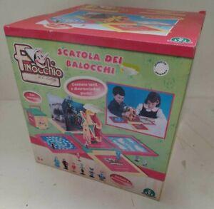 GIOCHI PREZIOSI - Pinocchio, Scatola dei Balocchi - FONDO DI MAGAZZINO