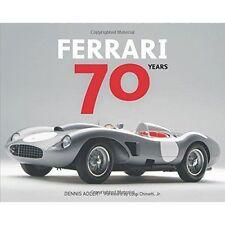 Ferrari 70 Years by Adler, Dennis