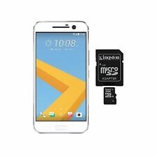 HTC 10 4g LTE M10h Silver 32gb Unlocked Ship Mobile Phone