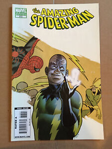 AMAZING SPIDERMAN 613 VARIANT ELECTRO COVER