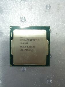 - Intel Core i5-6500 3.2GHz Quad-Core SR2L6 LGA1151 CPU Processor