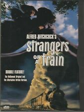 Alfred Hitchcock's Strangers on a Train (Dvd) Uk/Us versions
