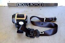 2004 ROLLS ROYCE PHANTOM MK7 SEAT BELT ASSEMBLY DRIVERS OFFSIDE FRONT RIGHT