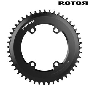 NEW ROTOR ROUND SPIDER MOUNT CHAINRINGS BCD110X4 AERO 2X