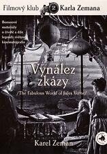 Karel Zeman 3-dvd collection legendary Czech fantastic cinema English subtitles