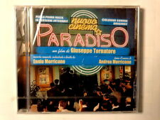 NUOVO CINEMA PARADISO  -  COLONNA SONORA INTEGRALE by MORRICONE  - CD  SIGILLATO