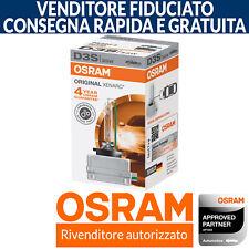 OSRAM Xenarc D3S Xenon Lampada Faro HID (Lampada Singola)