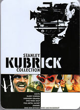 Stanley Kubrick Collection , 6 Discs limited Tin Box (Metalcase) , uncut , NEW