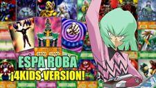 Yugioh Espa Roba OriCa Battle City Anime Style Deck