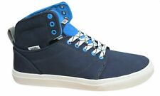 Vans Alomar Men's Skateboarding High Top Trainers Shoes Navy KX08RG UK Size 6.5