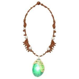 Disney 04696 Vaiana's Magische Muschelkette Herz Von Te Fiti Kinder-Halskette