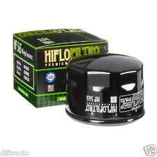 FILTRE À HUILE HIFLO HF565 GILERA GP 800 2008-2013