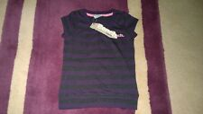 Bench Girls T Shirt Age 5 New with Tags