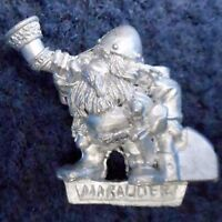 1996 Drunken Dwarf Drinking Crossbowman Drunk Games Workshop Citadel Warhammer
