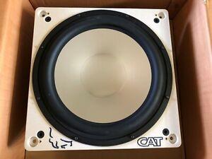 "CAT California Audio Technology 12"" Miramar Subwoofer In Wall."
