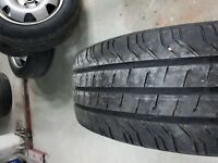 Summer Tyres Continental 215/60 R17C 109/107T ContiVanContact 200 t5 t6