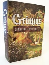 Grimm's Complete Fairy Tales Collection Illustrated by Arthur Rackham Hardcover