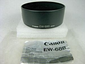 Canon EW-68B Lens Hood f/ EF 35-105mm f/ 4.5-5.6 & EF 35-135mm f/ 3.5-4.5 Lenses