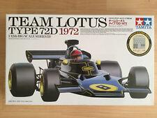 Tamiya Lotus 72D 1:12 mit Photo-Etched Parts und J.P.S Aufklebern *NEU*