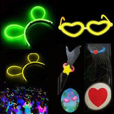 Starlight Accessori Fluorescenti Fluo Party Montatura Bracciali Luminosi 3024