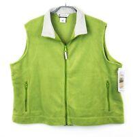 Vz496 Columbia Mujer Camiseta Chaleco Térmico Chaleco Talla 3XL-XXXL