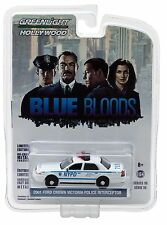 1:64 GreenLight *HOLLYWOOD R16* BLUE BLOODS Ford Crown Victoria NYPD *NIP*