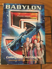 Babylon 5 Card Game