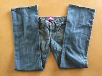 Vintage 70s Landlubber Jeans Pants Size 26  Flare Retro Womens Hippie
