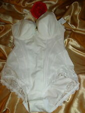 Magisculpt YH080 Ivory Underwired Padded All-In-One Control Bodyshaper 34D