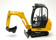 JCB 8016 Earth Mover Scraper 1 25 Model Joal