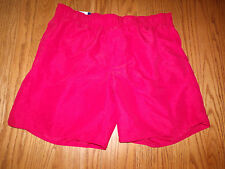 Nwt Mens Free Country Red Swimsuit Swim Trunks Shorts 2XL XXL
