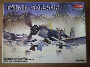 VOUGHT F4U-1D CORSAIR  1/48 ACADEMY 1999