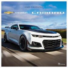 Camaro - 2020 WALL CALENDAR - BRAND NEW - 321585