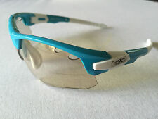 Sky Eyewear - Photochromic Transition Sunglasses - Vented - Blue with Case