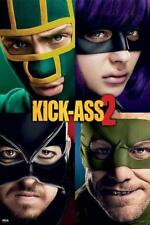 Kick Ass 2 : Cast - Maxi Poster 61cm x 91.5cm new and sealed