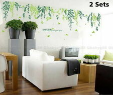Unbranded Garden Living Room Wall Stickers