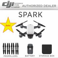 DJI Spark Drone Quadcopter White CP.PT.000731