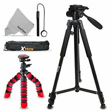 2 Tripods Kit for Canon Powershot G9 X Mark II, G7 X Mark II, SX540 SX420