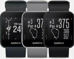 Garmin Approach S10 Golf Watch - Black