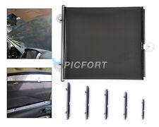 68*125cm Car Retractable Windshield Window Sunshield Visor Sun Shade Curtain