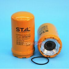 1pc new Excavator accessories Hydraulic return oil filter For 5I8670 HF35519