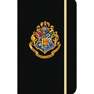 """Harry Potter - Notizbuch """"Hogwarts"""" mit Gummiband NEU/OVP"""