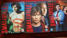 Smallville the complete season 1-5-8 dvd  3 complete seasons of this series