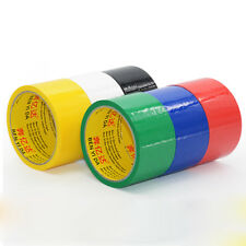 40M Packing Packaging Carton Sealing Tape 6 Colors 0.05mm Thick 4.5-7cm Width