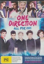 D.V.D MOVIE  DB366  ONE DIRECTION / ALL FOR ONE   DVD