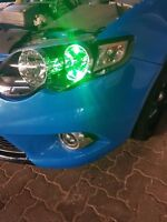 FG/FGX Front Parkers LED Conversion Kit Green Ford Falcon XR6 XR8 FPV XT G6