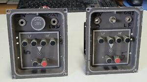 JBL 3105 Crossovers Pair